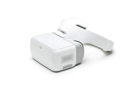 DJI Goggles FPV Headset - White - Makerwiz