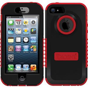TRIDENT - CYCLOPS FOR IPHONE 5/5S (RED)