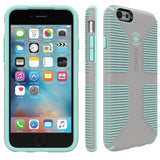 Speck iPhone 6/6s CandyShell Grip Sand Grey/Aloe Green - Makerwiz
