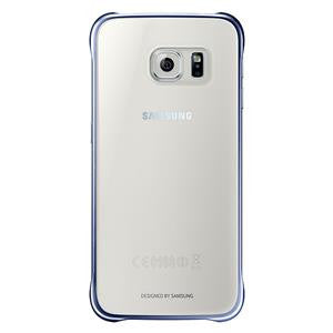 SAMSUNG GALAXY S6 PROTECTIVE COVER (CLEAR) - BLUE BLACK