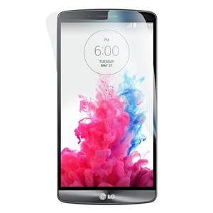 TRU PROTECTION LG G3 ANTI-GLARE FILM SET