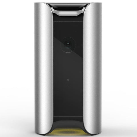 Canary All-in-One Security Device - Silver - Makerwiz