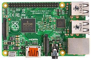 Raspberry Pi 2 Model B - Makerwiz