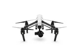 DJI Inspire 1 Pro Quadcopter Drone - 4K 3-Axis Single Remote Controller and Lens - Makerwiz