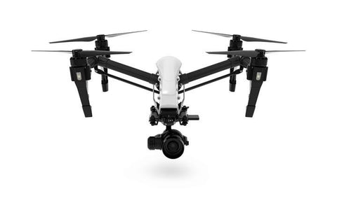 DJI Inspire 1 Quadcopter Drone - Raw 2xRemote Controllers, SSD and Lens - Makerwiz