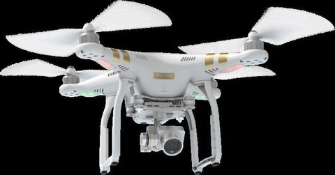 DJI Phantom 3 Pro Quadcopter Drone - Makerwiz