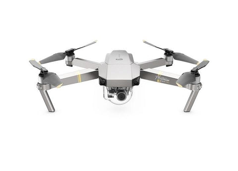 DJI Mavic Pro Platinum Quadcopter Drone - Makerwiz