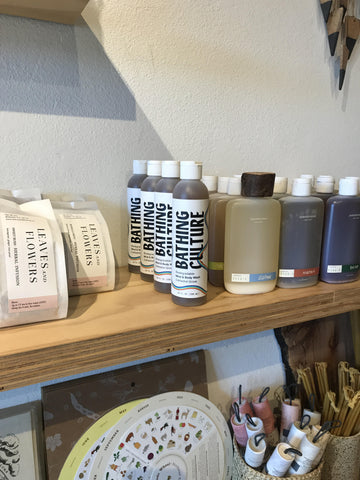 Bathing Culture in the General Store SF