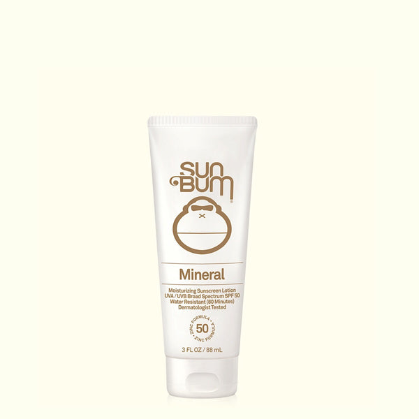 Sunbum® Mineral Sunscreen Lotion SPF 50 - 3oz