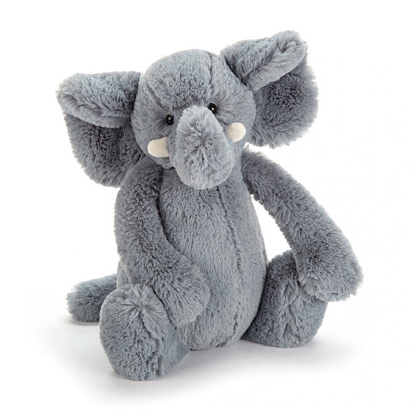 Jellycat® Bashful Grey Elephant