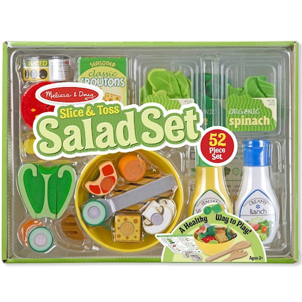 Melissa and Doug® Slice and Toss Salad Set