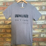 Paper Cow™ Farm Hair Don't Care Yuma, AZ Tri-Blend Adult Tees