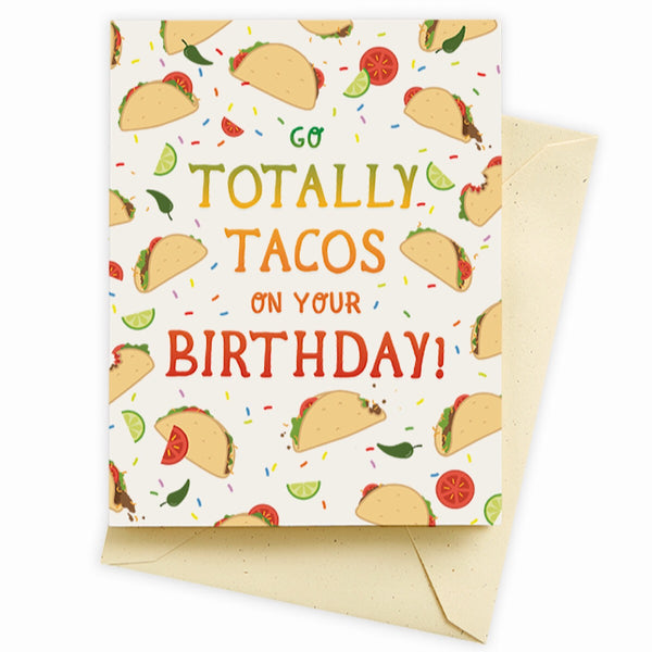 Seltzer Goods® Card - Totally Tacos