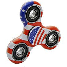 Fidget® Spinner - Stars and Stripes USA