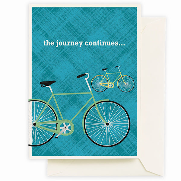 Seltzer Goods® Card - Bike Journey