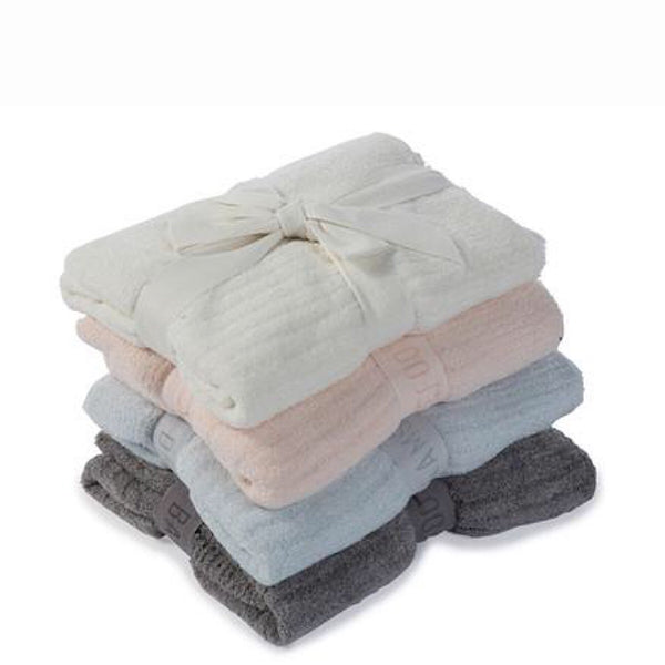 Barefoot Dreams® CozyChic Lite® Ribbed Receiving Blanket