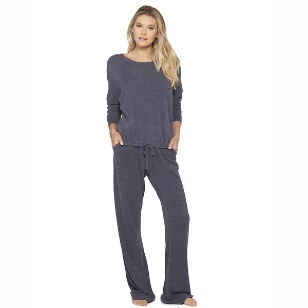Barefoot Dreams® CozyChic Ultra Lite® Slouchy Pullover