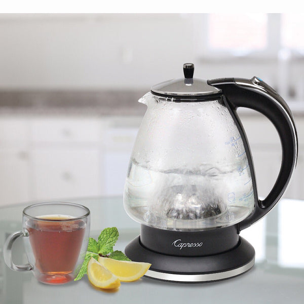 Capresso® H2O Glass Rapid Boil Kettle
