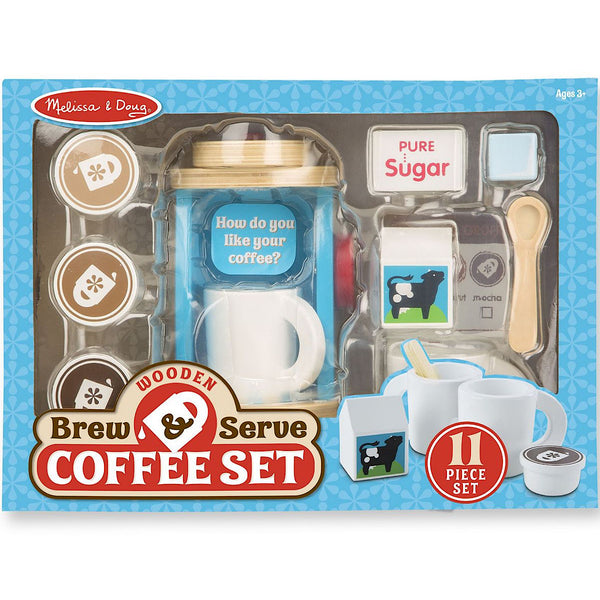 Melissa and Doug® Brew and Serve Coffee Set