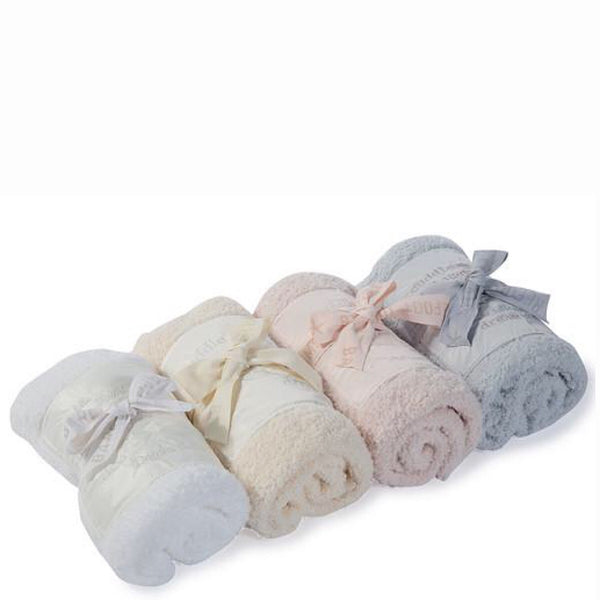 Barefoot Dreams® CozyChic® Receiving Blanket