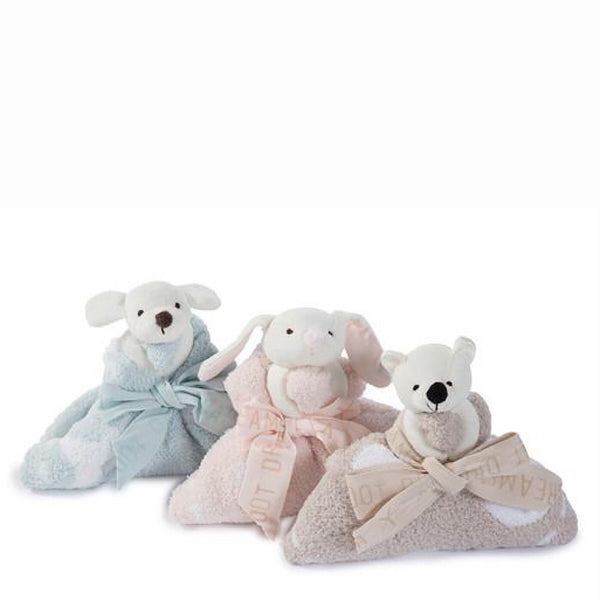 Barefoot Dreams® CozyChic® Dream Buddy Mini Blanket