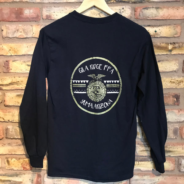 Gila Ridge FFA Long Sleeve Tee
