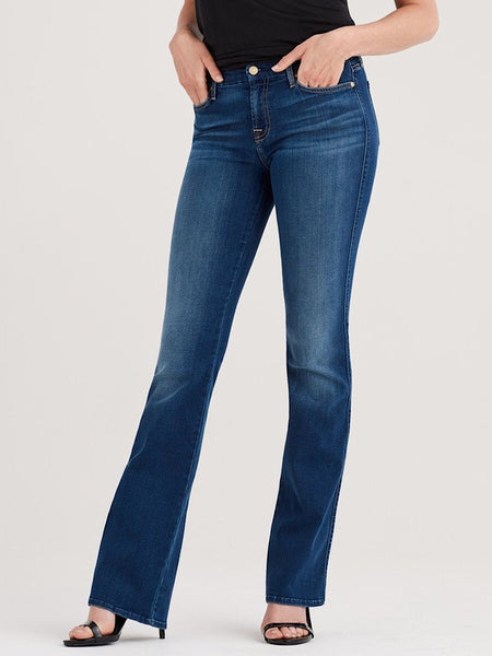 7 for All Mankind® Jeans - Kimmie Bootcut B(air) in Dutchess