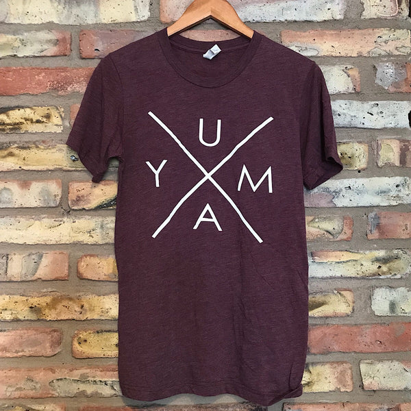 Yuma Roots™ YUMA  X Tri-Blend Adult Tee in Seasonal Colors