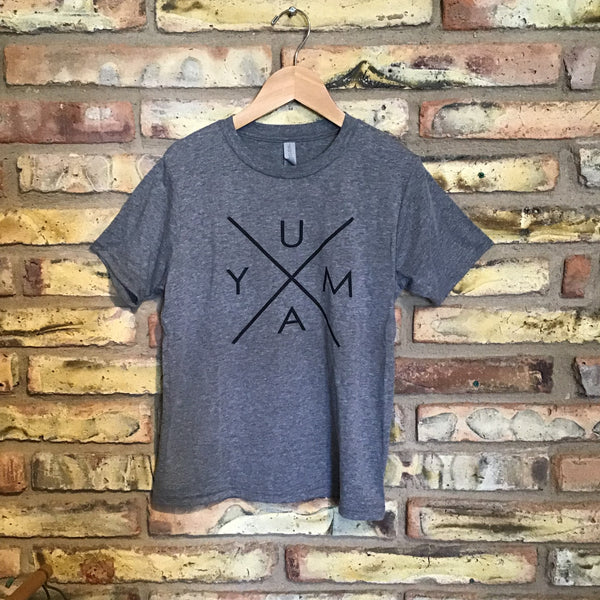 Yuma Roots™ YUMA X Original Tri-Blend Youth Tee
