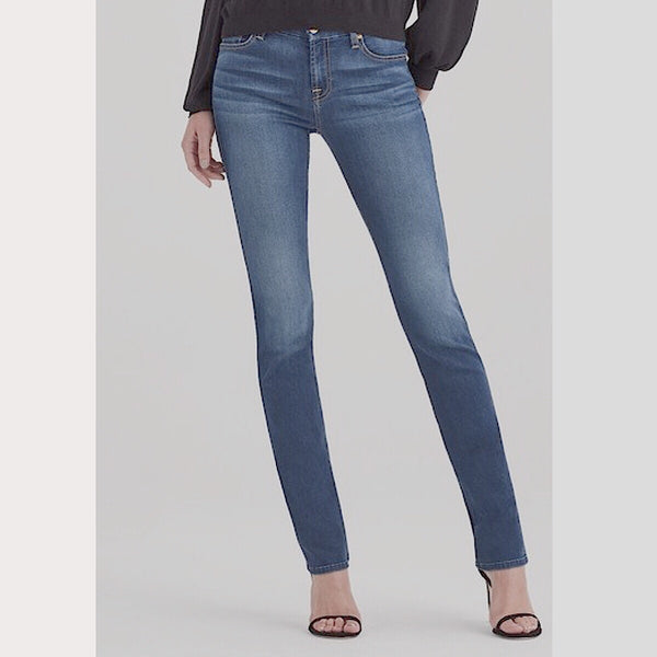 7 for All Mankind® Jeans - Kimmie Straight B(air)