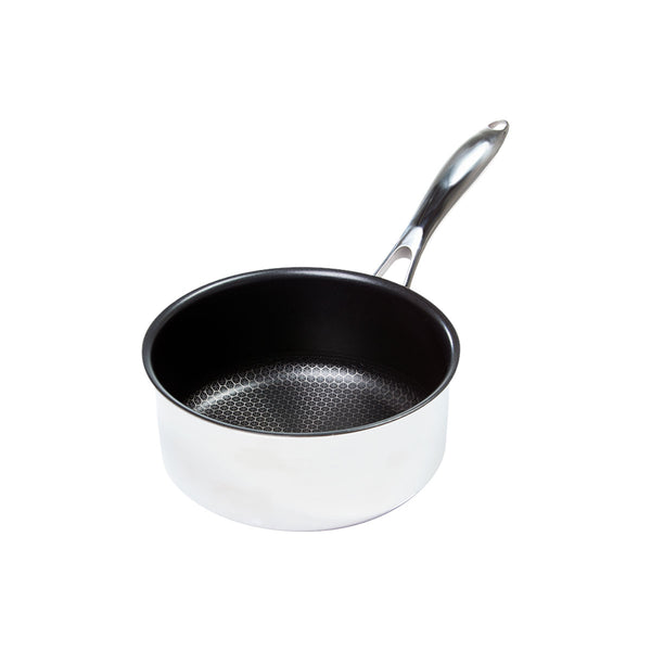 Black Cube™ High Performance Saucepan with Lid by Frieling