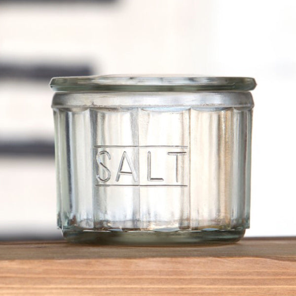 Park Hill® Glass Salt Jar