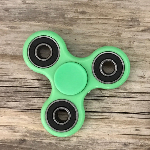 Fidget® Spinner - Solid Glow in the Dark