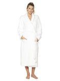 Barefoot Dreams® CozyChic™ Original Adult Robe in white