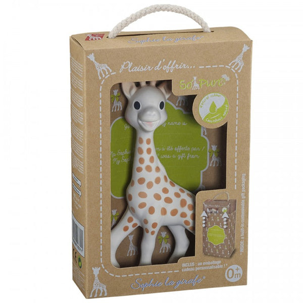 Sophie la Girafe® So' Pure Natural Rubber Teether