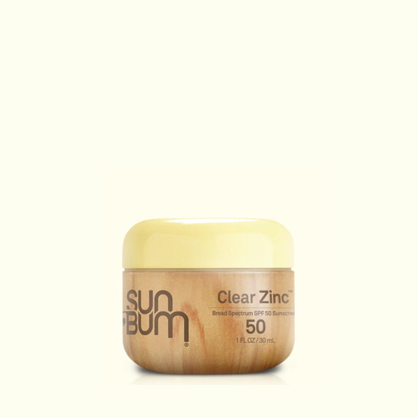 Sunbum® Original SPF 50 Clear Zinc - 1oz