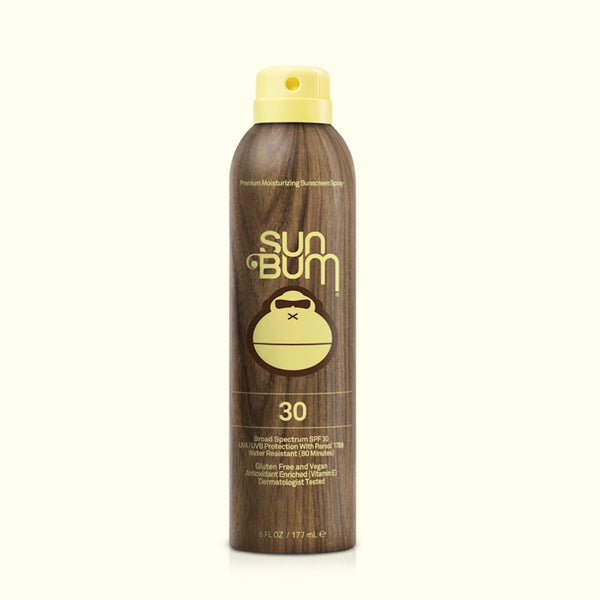 Sunbum® Original Sunscreen Spray SPF 30 - 6oz