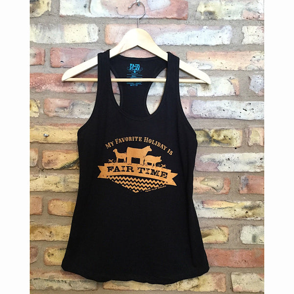 Fair Play™ Favorite Holiday Racerback Tank