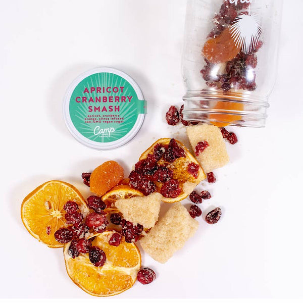 Camp Craft® Cocktail Infusion Kit - Apricot Cranberry Smash