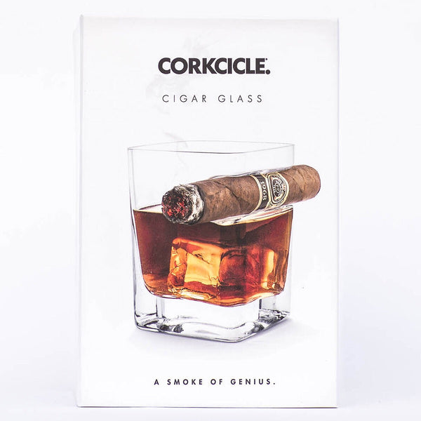 Corkcicle® Cigar Rocks Glass