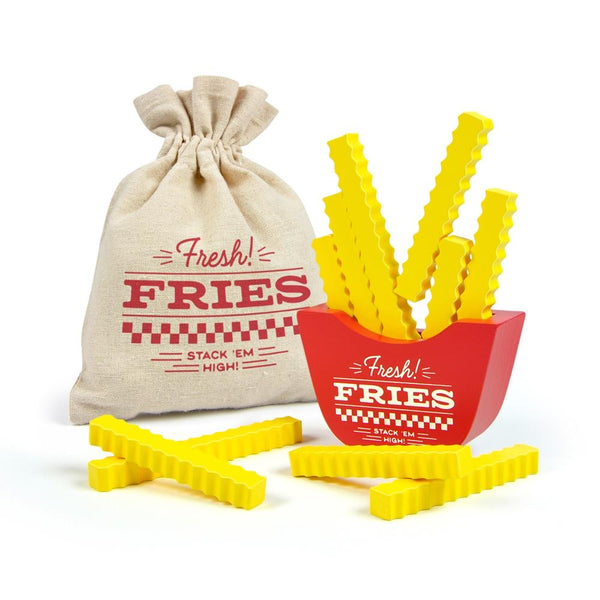 Fred & Friends® Fresh Fries Stacking Game