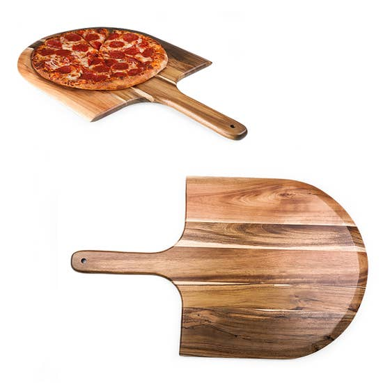 Acacia Pizza Peel Serving Paddle