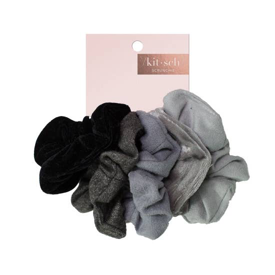 Kitsch® Scrunchies - Pack of 5
