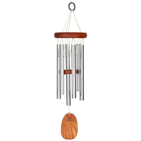 Woodstock® Amazing Grace Small Silver Chime
