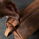 Kodiak Leather® Toiletry Bag