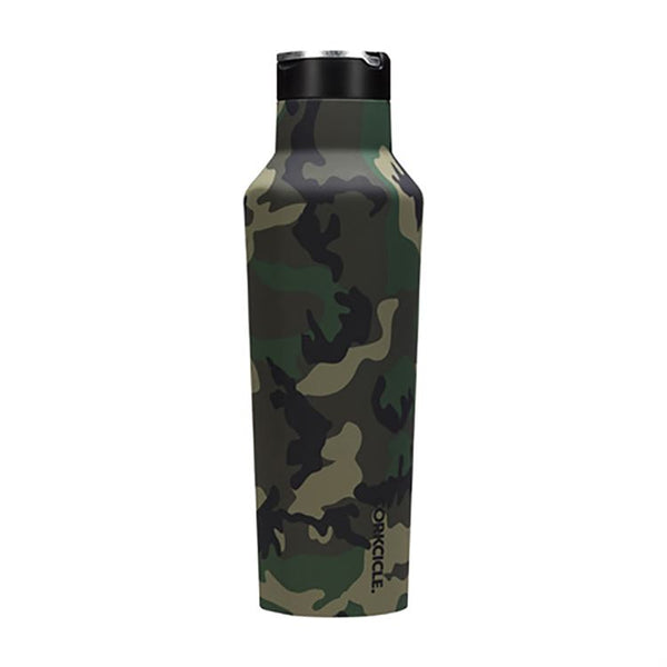 Corkcicle® Canteen Sport Bottle 20oz with Straw Lid