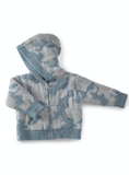 Barefoot Dreams® CozyChic® Baby Camo Zip Up