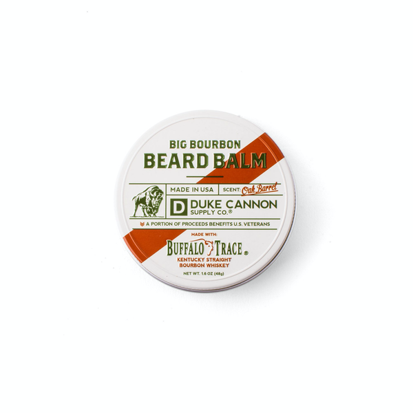 Duke Cannon® Big Bourbon Beard Balm