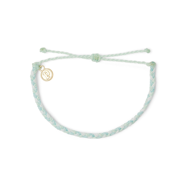 Pura Vida® Mini Braided Solid Bracelet
