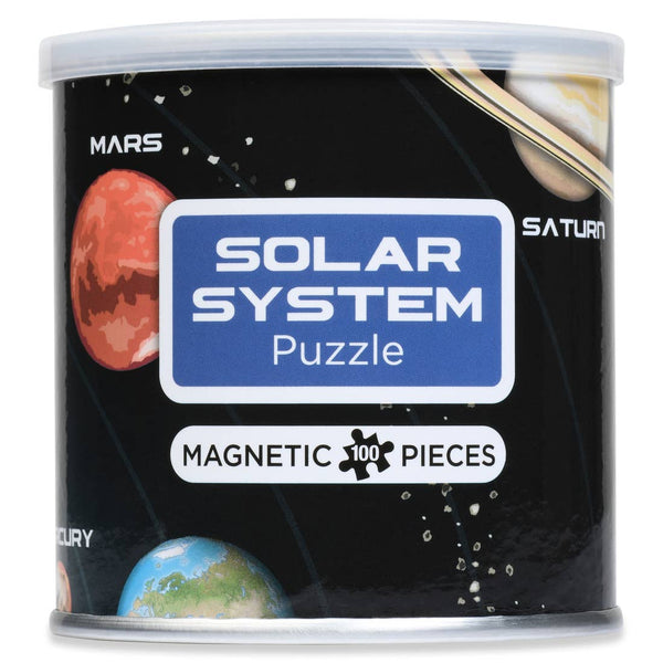 Geotoys® Magnetic Puzzle - Solar System
